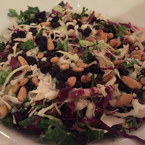 Kale Salad - 5 Napkin Burger - Boston, Boston, MA