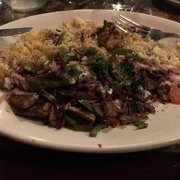 Gyro Shawarma - Petra Mediterranean Bistro, Seattle, WA