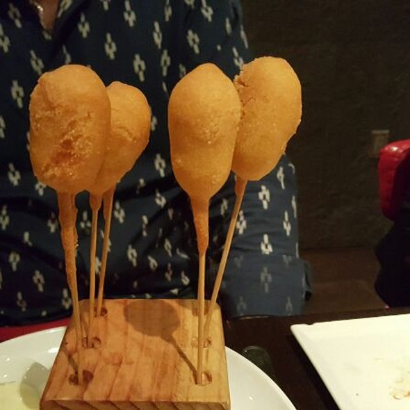 Lobster Corn Dogs - Churrascos - The Woodlands, The Woodlands, TX