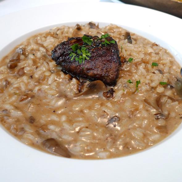Foie Gras Risotto - Taormina Sicilian Cuisine, Honolulu, HI