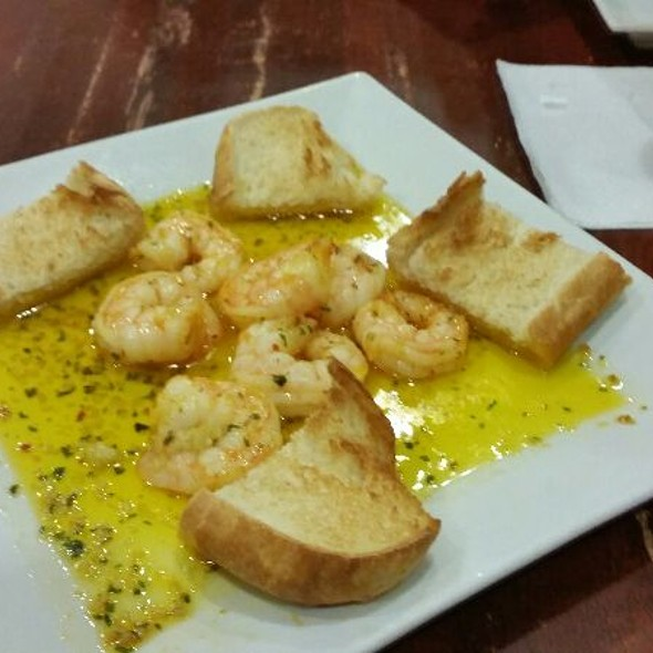 Gambas Al Ajillo - Don Churro Cafe, Chantilly, VA