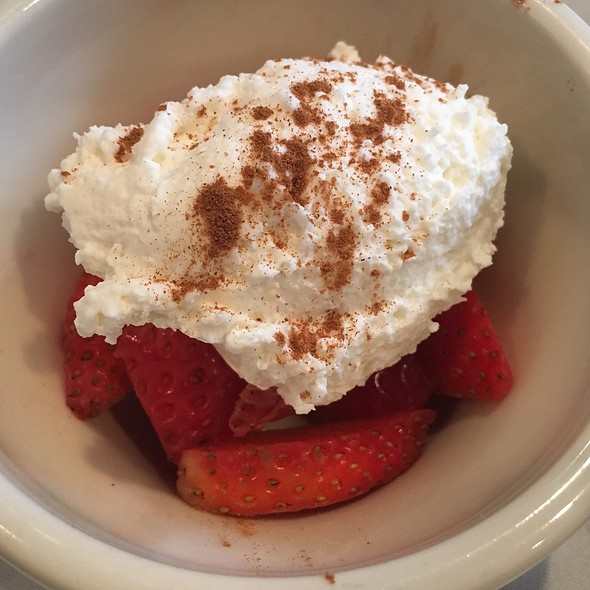 Strawberries And Double Cream - The Warehouse, Alexandria, VA