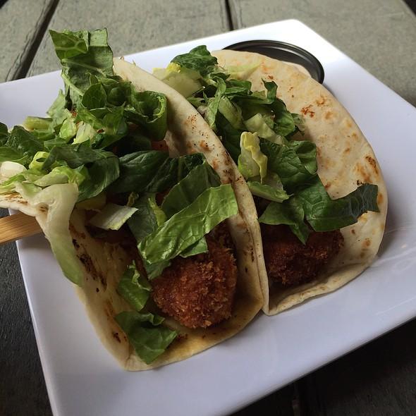 fish tacos - Toro Salao, Old San Juan, PR