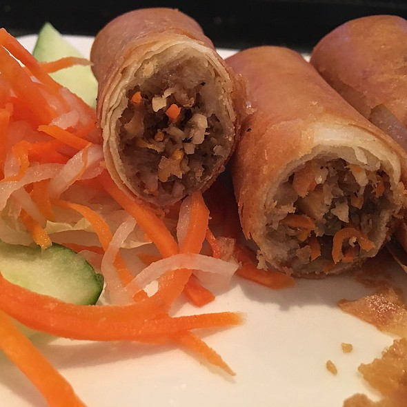 Vegetable Spring Rolls - Le Viet, Philadelphia, PA