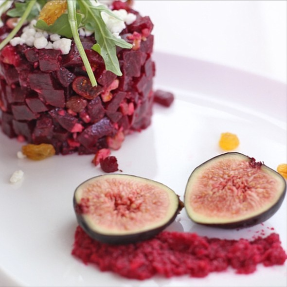 Beet Salad - Vidalia Restaurant - Lawrenceville, NJ, Lawrenceville, NJ