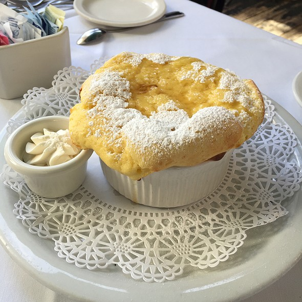 grand marnier souffle - Off Vine, Hollywood, CA