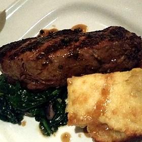 New York Steak - Lark Creek Walnut Creek, Walnut Creek, CA