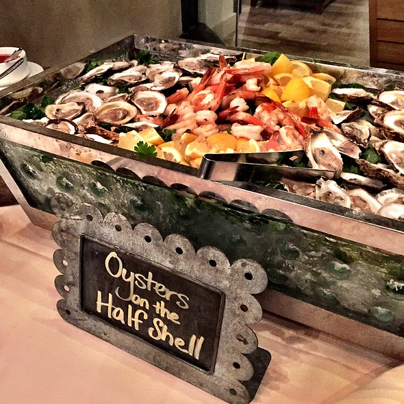 Oyster Bar - The Valley Kitchen, Carmel, CA
