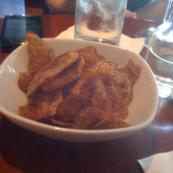Potato Chips - Fleming's Steakhouse - Birmingham MI, Birmingham, MI
