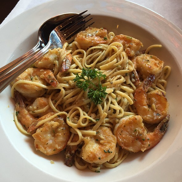 Shrimp Scampi - Crab Hut, San Diego, CA