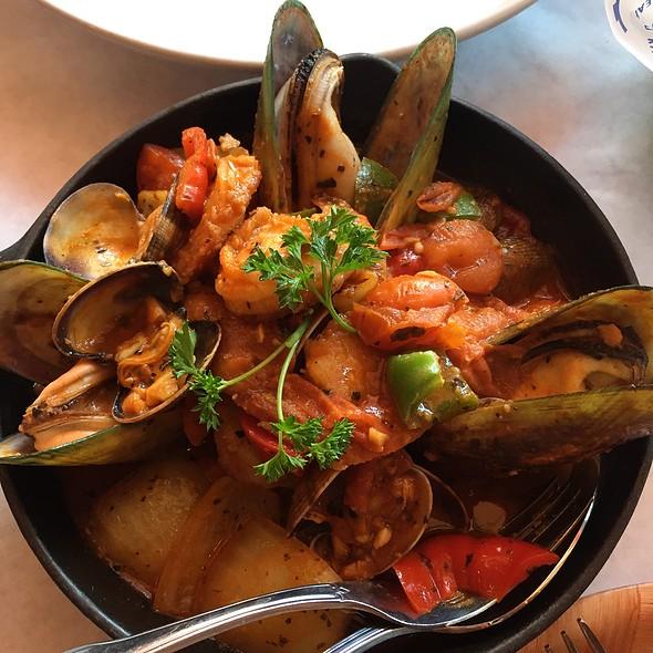 Seafood Creole  - Crab Hut, San Diego, CA