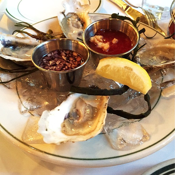Oysters - City Lobster & Steakhouse, New York, NY