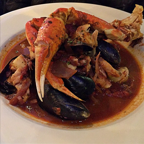 Cioppino - City Lobster & Steakhouse, New York, NY