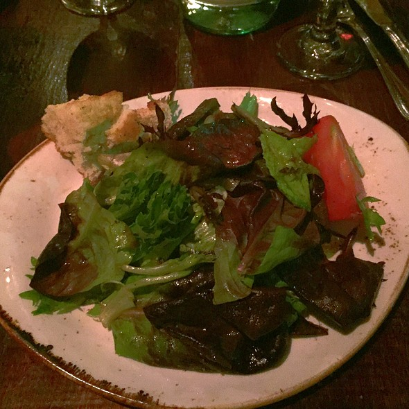 Mixed Greens - Il Piatto, Santa Fe, NM