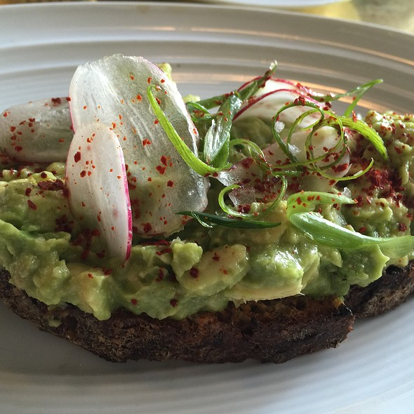 Avocado Toast - Best Girl, Los Angeles, CA