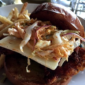 Crispy Chicken Sandwich - L.A. Chapter, Los Angeles, CA