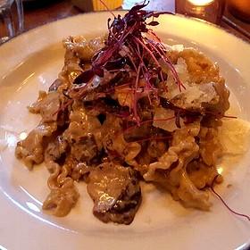 Funghi Pasta - Gusto 101, Toronto, ON