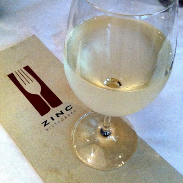 Riesling - Zinc Bistro & Wine Bar, San Antonio, TX