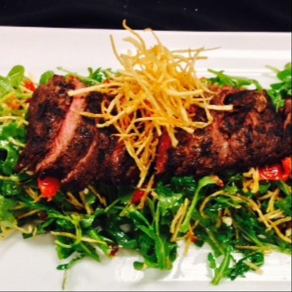 Steak and Arugula Salad - Nix / Martini Bar - Knickerbocker Hotel, Chicago, IL