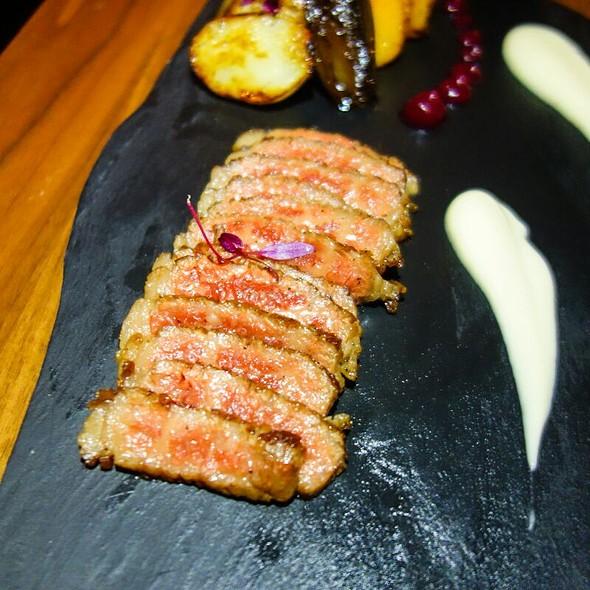 Kobe Beef - Park Restaurant, Montreal, QC