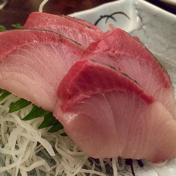 Hamachi Sashimi - Nobuo at Teeter House, Phoenix, AZ