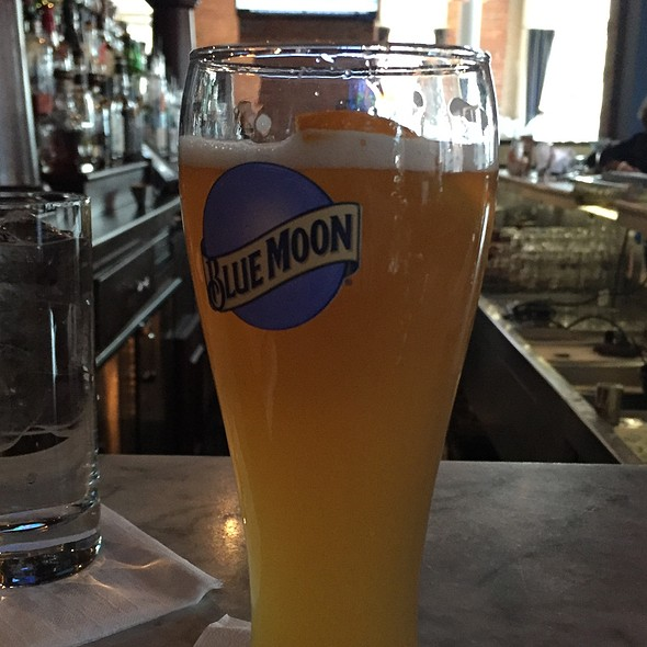 Blue Moon - Blue Point Grille, Cleveland, OH