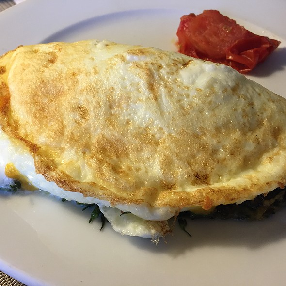 Egg White Omelet With Broccolini - Deseo at the Westin Kierland Resort & Spa, Scottsdale, AZ