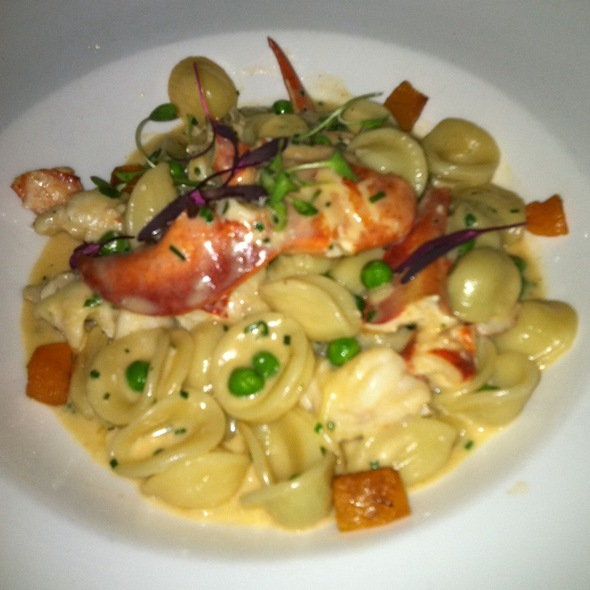 Lobster Pasta - Bubby's High Line