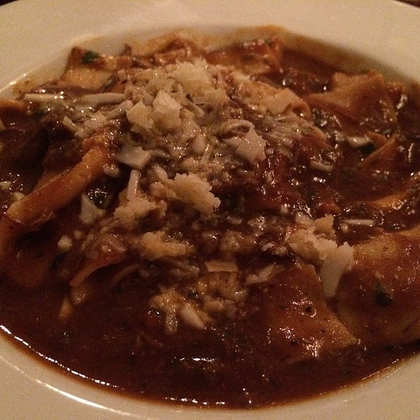 Wild Boar Pappardelle - Due Lire, Chicago, IL