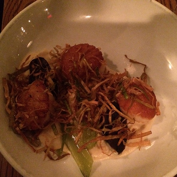 Scallops - Resto, New York, NY