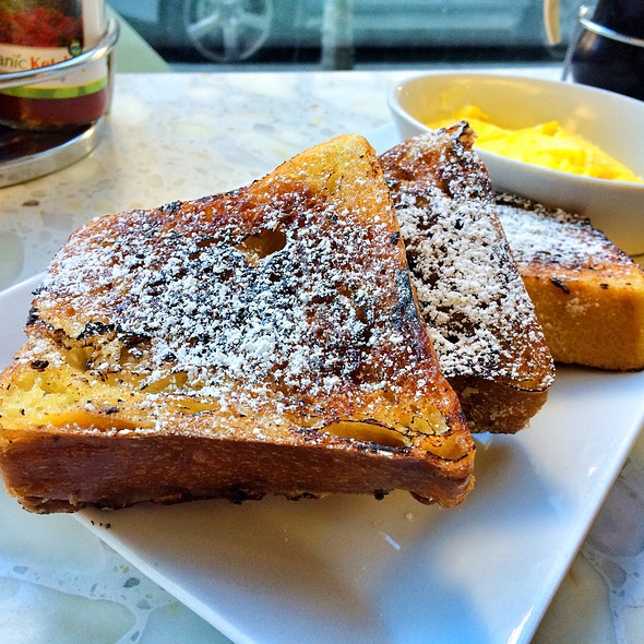 Creme Brulee French Toast - The Original, Portland, OR