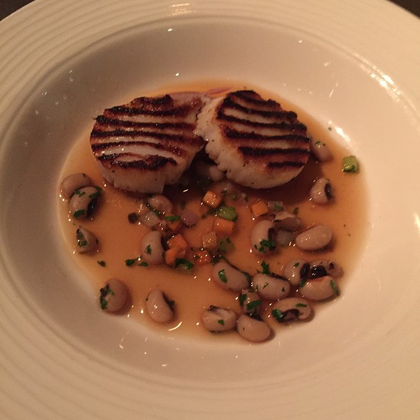 Seared Sea Scallops - La Toque – Westin Napa, Napa, CA