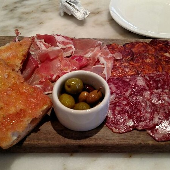 Cured Meats Cutting Board - Boqueria - DC, Washington, DC