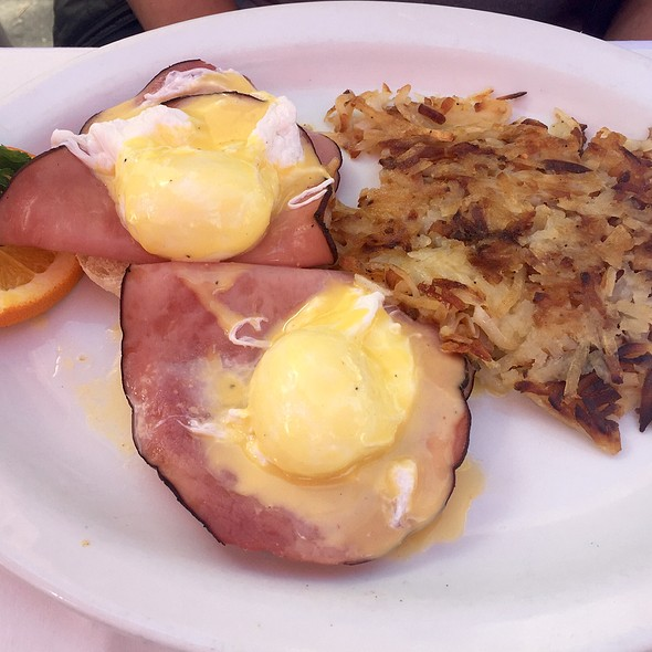 Eggs Benedict - Marco's Trattoria - West Hollywood, West Hollywood, CA
