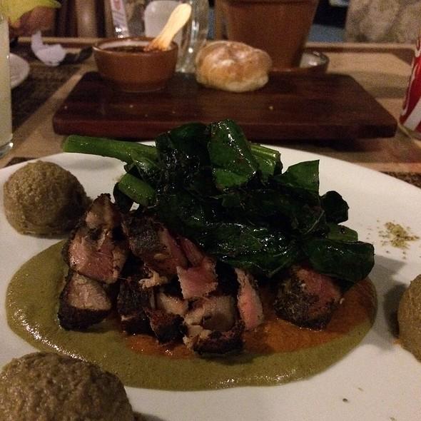 Atun a las Brasas - Lu Cocina Michoacana, Morelia, MIC