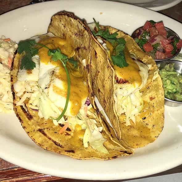 halibut tacos - Matts' Rotisserie & Oyster Lounge, Redmond, WA