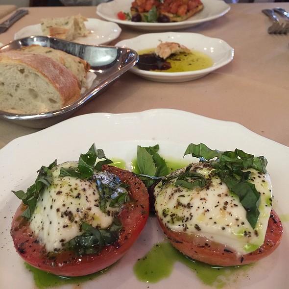 Capresse Salad - Canaletto Ristorante Veneto, Newport Beach, CA