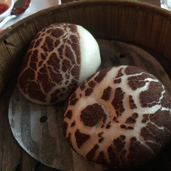 Wild Mushroom and Truffle Steamed Buns - M.Y. China, San Francisco