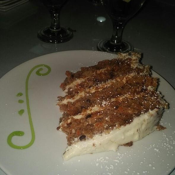 Carrot Cake - Sullivan's Metropolitan Grill, Anderson, SC