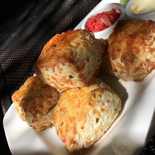 Cheese Biscuits - Urban Solace, San Diego, CA