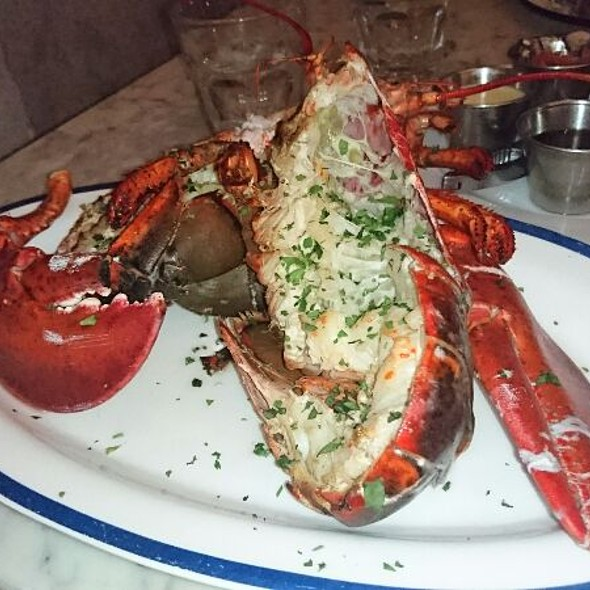Grilled Maine Lobster - Ironside Fish & Oyster, San Diego, CA