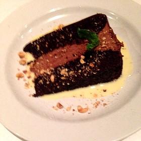 Chocolate Tart - Bari, Memphis, TN