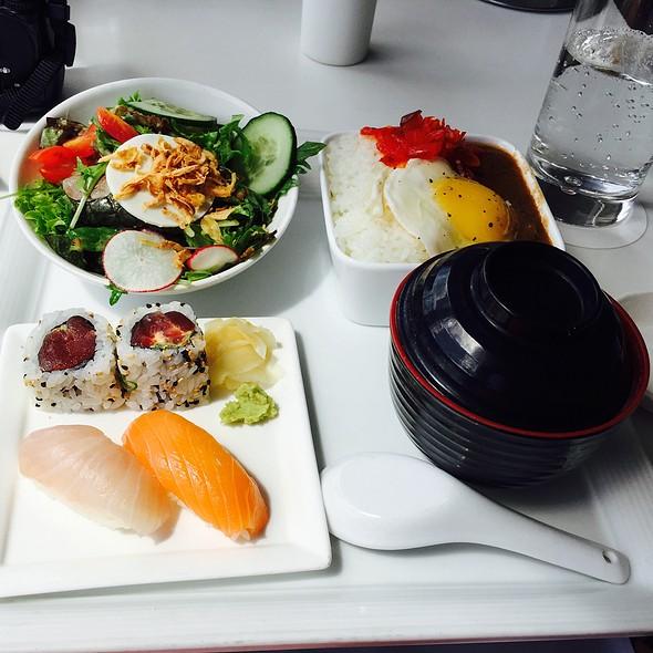 loco moto lunch set - Morimoto Waikiki, Honolulu, HI