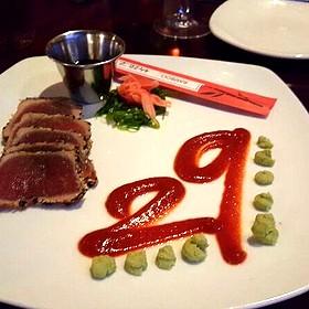 Ahi tuna - Grille 29, Huntsville, AL
