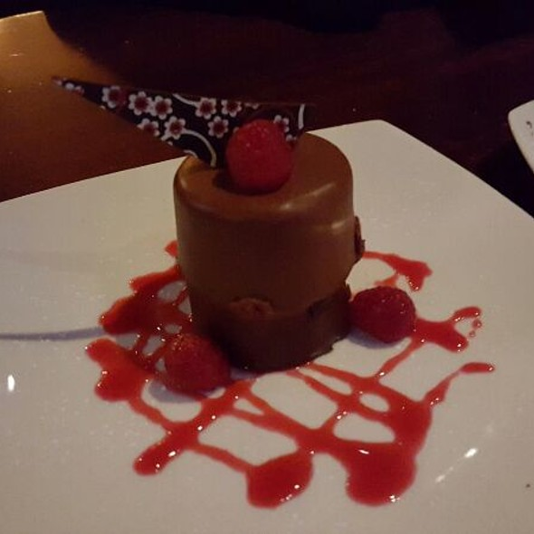 Raspberry Chocolate Mousse - Grille 29, Huntsville, AL