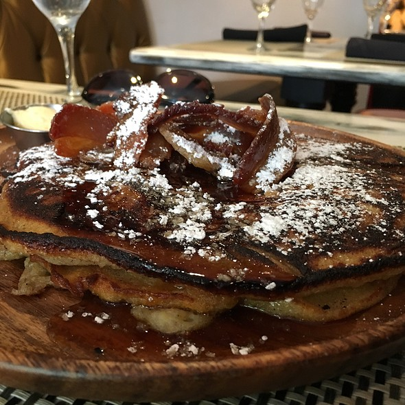 pancakes - Industriel, Los Angeles, CA