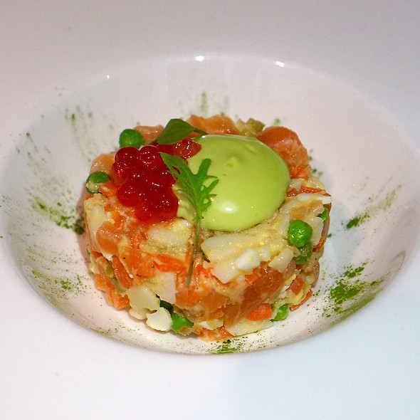 Salmon Tartare - Andanada, New York, NY