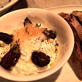 Housemade Ricotta - L.A. Chapter, Los Angeles, CA