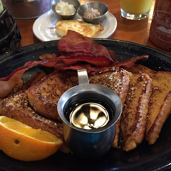 French Toast - Westside Cafe, Vail, CO