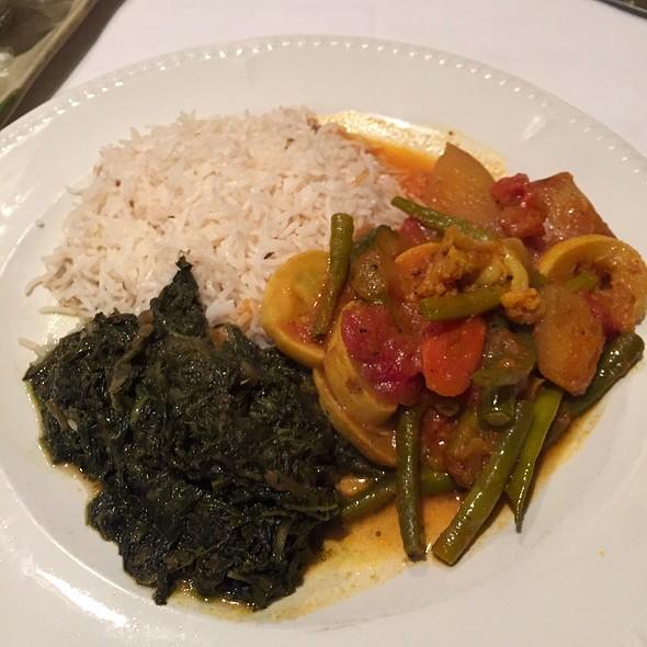 Vegetarian Aushak - Helmand Palace, San Francisco, CA